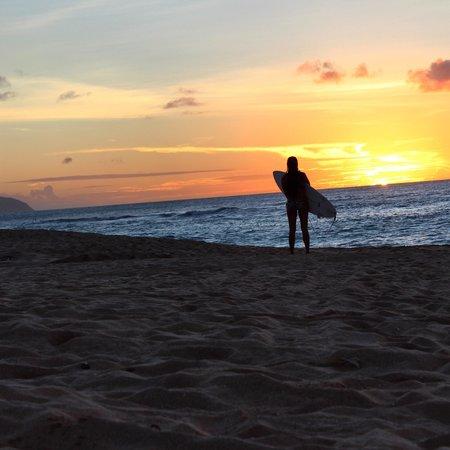 Kalani Hawaii Private Lodging: Sunset Beach! Oct, 2014!