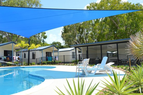 Mackay Blacks Beach Holiday Park