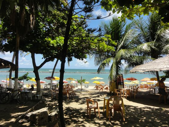 Olinda, PE: Praia de Casa Caiada
