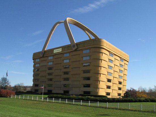 World's Largest Basket