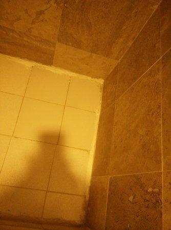 Comfort Inn Veracruz: joint de douche
