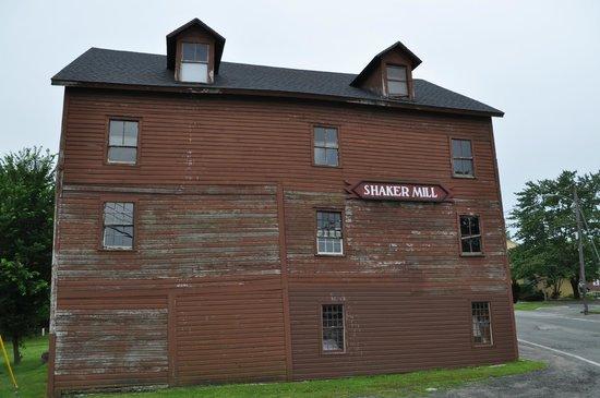 West Stockbridge, MA: The inn's namesake