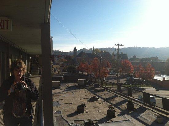 Downtown Inn & Suites: Nice Views