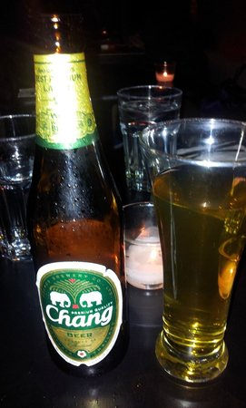 breeze : Thai beer