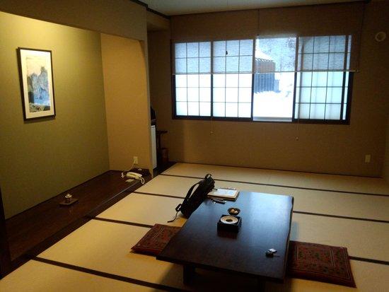 Yukomanso : 和室1