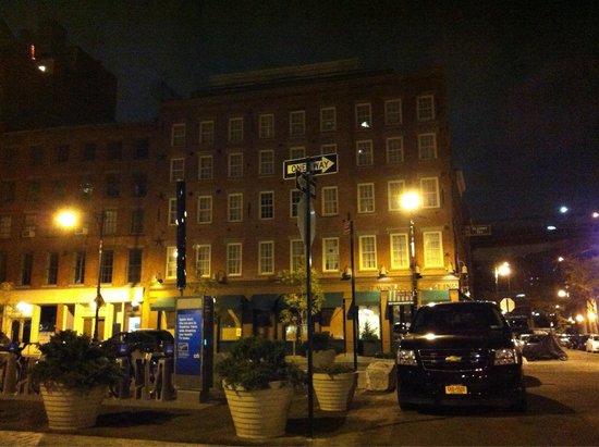 BEST WESTERN PLUS Seaport Inn Downtown: Un ottimo albergo