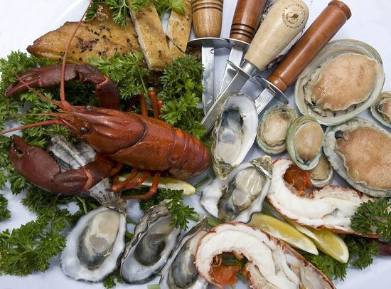 The Oyster Farm Shop : Showcasing Island Aquaculture and Sustainable Seafood