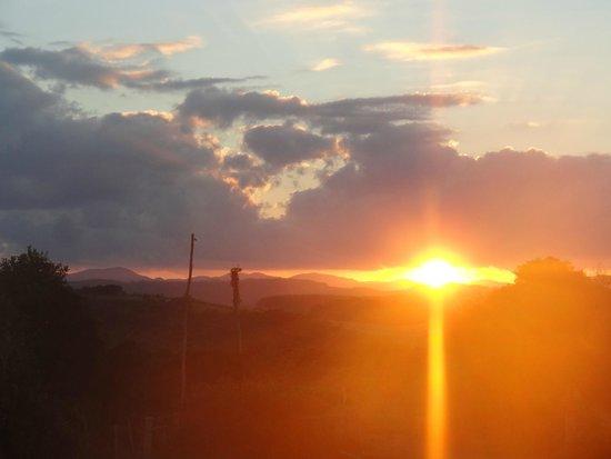Sentinela do Sul, RS: ocaso do sol 2