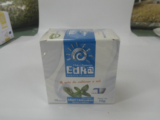 Sentinela do Sul, RS: chá produzido na fazenda criuvas