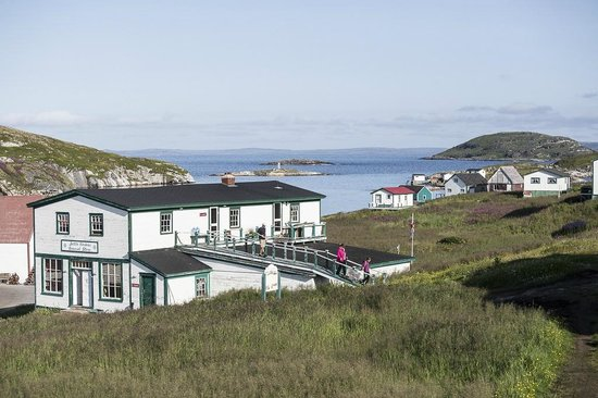 Mary's Harbour, Canada: Battle Harbour