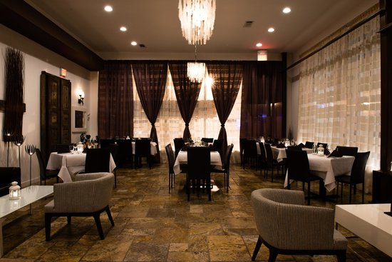Private Room - Picture of Nora Restaurant and Bar, Dallas ...