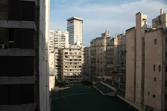 Feirs Park Hotel: view from room 808