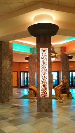 Dakota Sioux Casino & Hotel: Lobby area