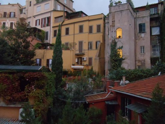 Hotel La Rovere : View from our window
