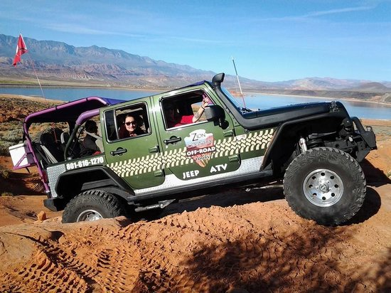Zion Country Off Road Tours - Picture of Zion Country Off-Road Tours