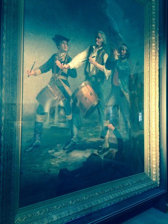 Marblehead Museum : The Spirit of 1776