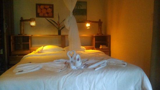 Rancho Margot: room - cabin