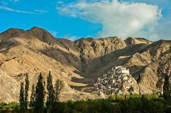 Chemre Gompa Monastery: Chemrey Gompa