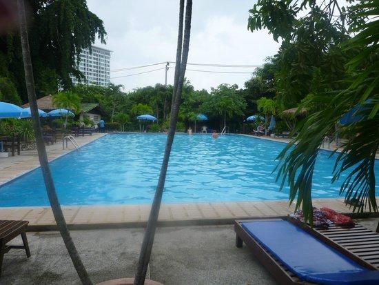Palm Garden: бассейн