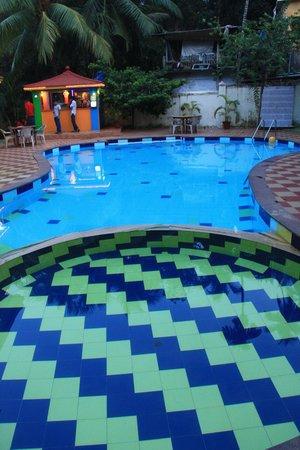 Treebo Jesant Valley Holiday Homes: Pool area