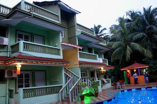 Treebo Jesant Valley Holiday Homes: The facade