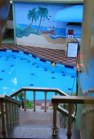 Treebo Jesant Valley Holiday Homes: pool