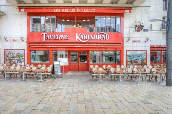 Les Relais D'Alsace - Tarvene Karlsbrau