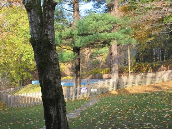 Pool Picture Of Garden Gables Inn Lenox Tripadvisor