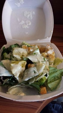 Napoli's Italian Restaurant: Salad