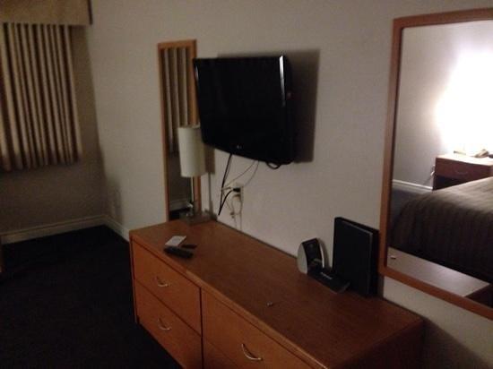 Sandman Hotel Revelstoke: TV