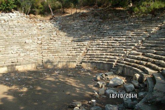Phaselis: Amphitheater