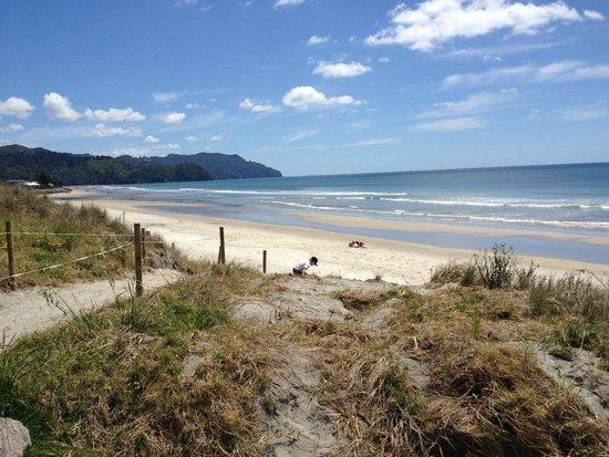 Beachaven Holiday Park: Waihi Beach