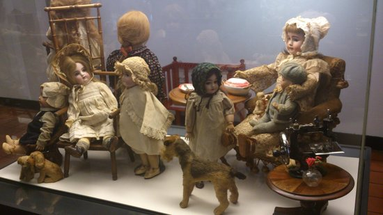 Speelgoedmuseum Kinderwereld (Toy Museum Children's World)