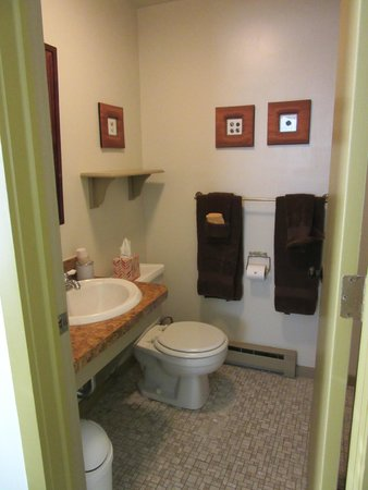Captain Stannard House Bed and Breakfast Country Inn : Bathroom