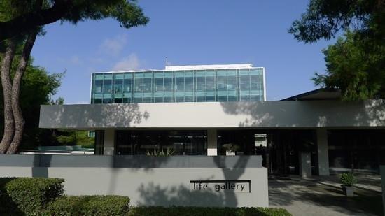 Life Gallery athens Hotel: facade avant