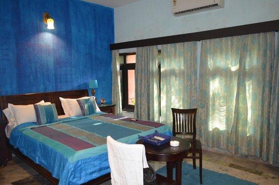 Rudraneel Villa: Room interior