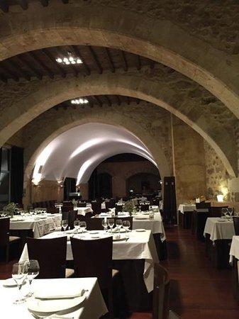 Hotel Hospes Palacio de San Esteban: restaurante