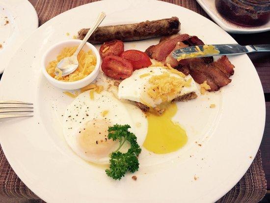 Draaihoek Lodge & Restaurant: Weskus breakfast yum!