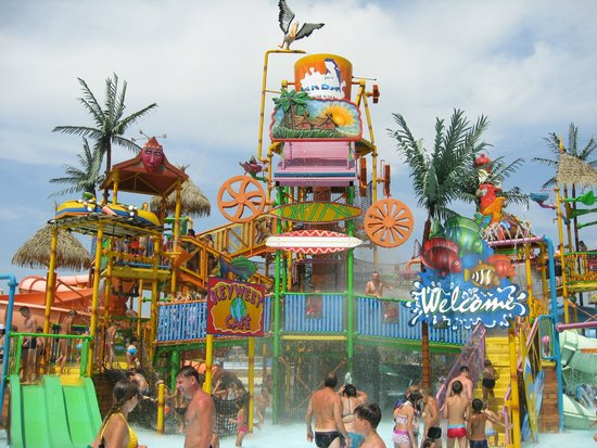 Water Park Golden Beach