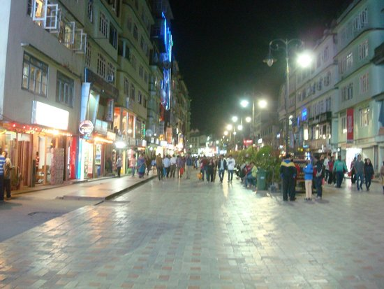Mg Marg M G Road Gangtok Sikkim