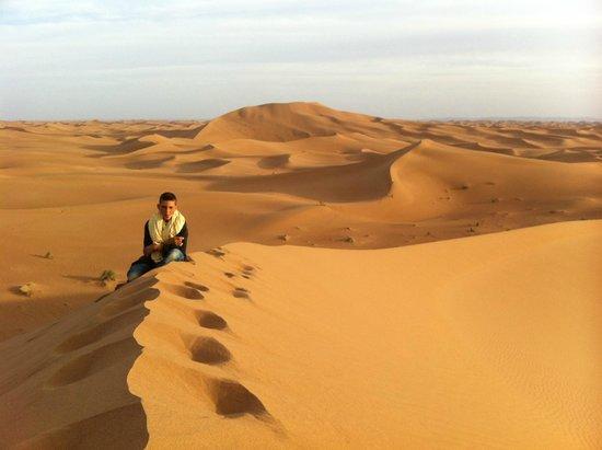 Hotel Kasbah Sahara Services: Auf dem Wüstentrip