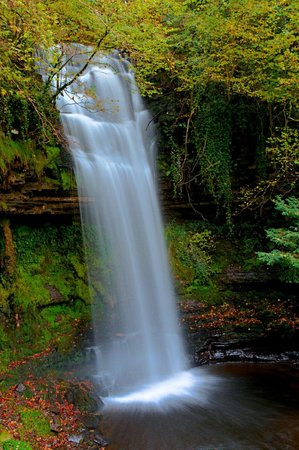 Glencar Waterfall: Photo by TomTom 30 Oct 2014