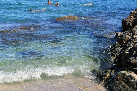 Seccheto, Italy: Spiaggia di Cavoli