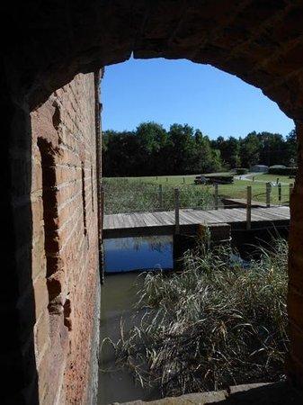 Old Fort Jackson: interesting find!