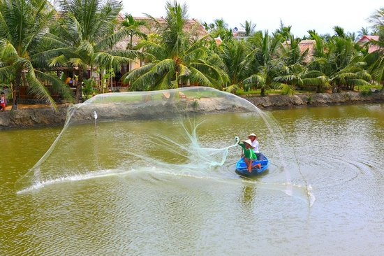 Water Coconut Homestay - Villa : FISHING