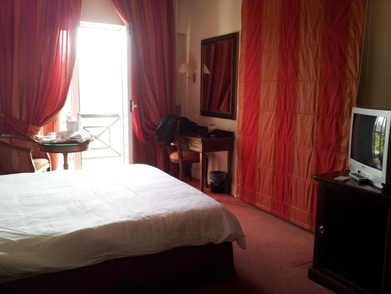 Volos Palace Hotel : Interior of the room