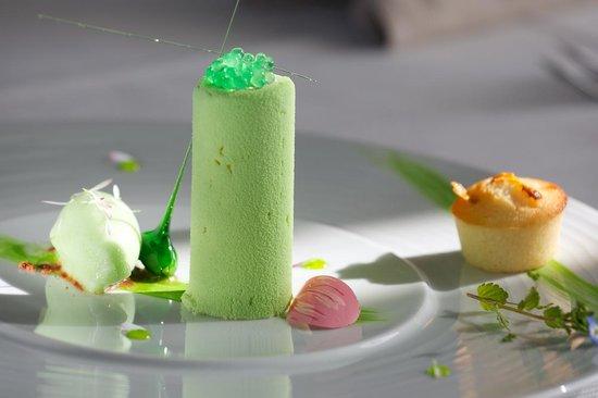 Schiltigheim, Frankrig: Dessert