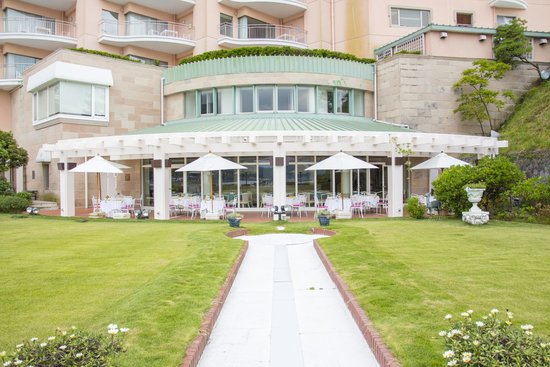 Awashima Hotel: Appearance