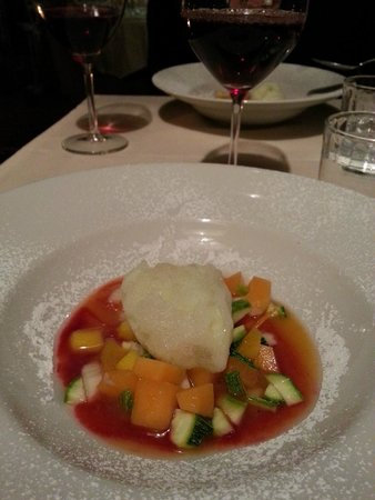 Osteria l'Oliveta: lovely first course.