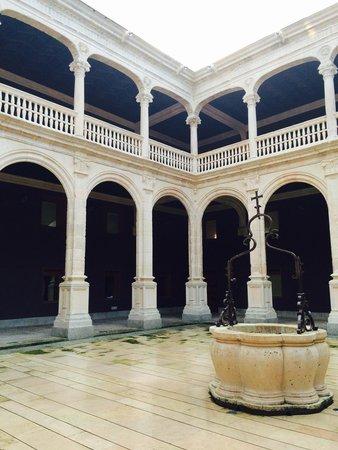 Plaza Mayor: Palácio, interior